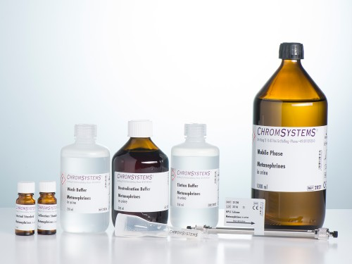 2020 HPLC Kit Metanephrines Urine