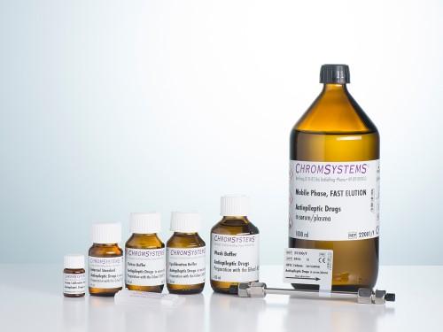 23000-F HPLC kit antiepileptic drugs serum plasma