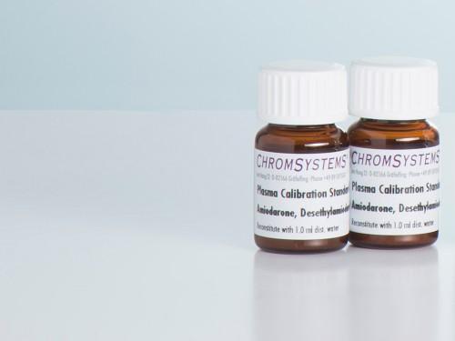 25005 HPLC plasma calibration standard amiodarone desethylamiodarone