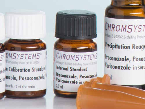 27044 HPLC internal standard itraconazole posaconazole voriconazole serum plasma