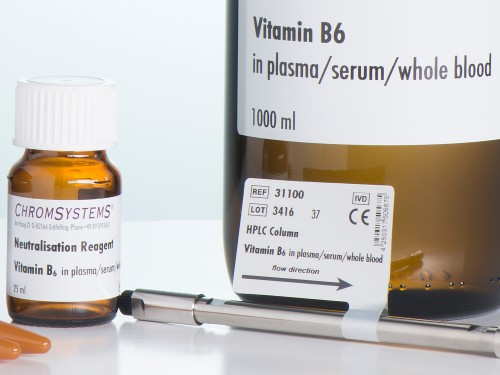 31005 HPLC neutralisation reagent vitamin B6 plasma serum whole blood