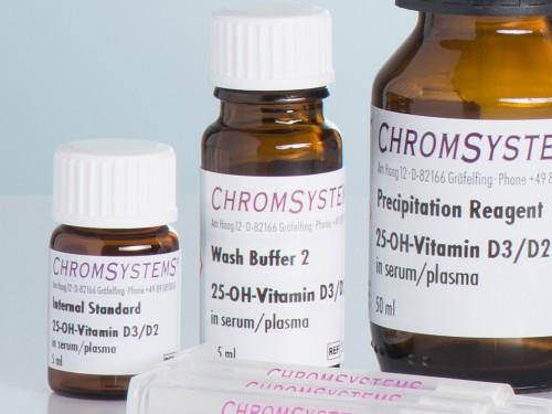 38007 HPLC wash buffer vitamin D3 vitamin D2 serum plasma