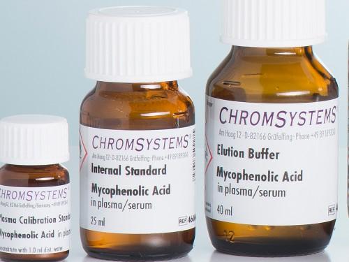 46004 HPLC internal standard mycophenolic acid plasma serum