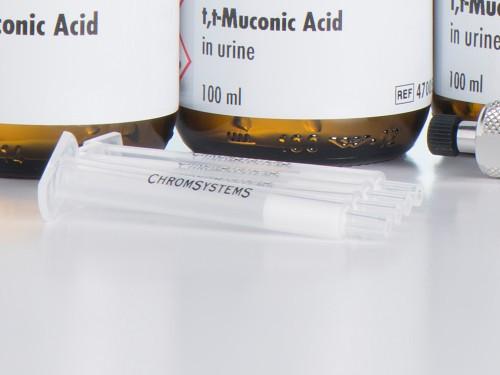 47008 HPLC sample clean up columns t,t-muconic acid