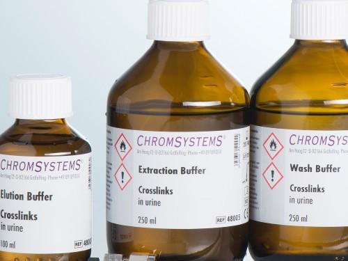 48005 HPLC extraction buffer crosslinks urine