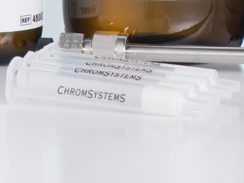 48008 HPLC sample clean up columns crosslinks urine