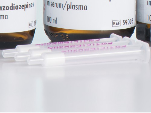 49008 HPLC sample clean up columns benzodiazepines