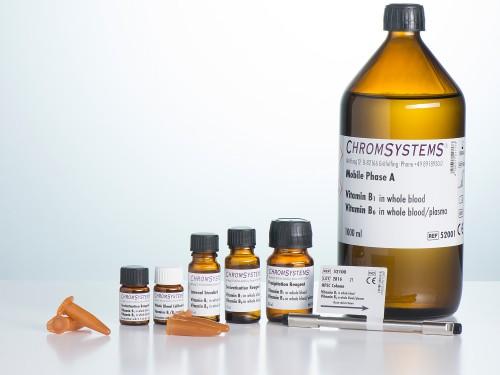 52052-premix HPLC kit vitamin B1 vitamin B6 whole blood plasma