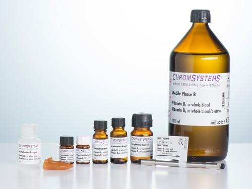 52052 HPLC kit vitamin B1 vitamin B6 whole blood plasma