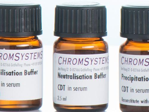 54025 HPLC neutralisation buffer CDT serum