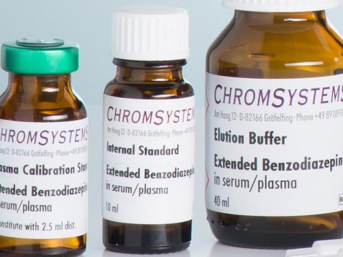 59004 HPLC internal standard extended benzodiazepines serum plasma