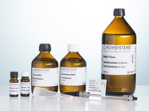 6000 HPLC Kit Catecholamines Urine