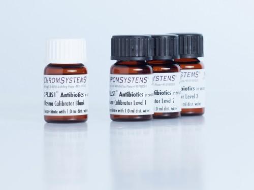 3PLUS1® Multilevel Plasma Calibrator Set Antibiotics