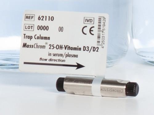 62110 LCMS Vitamin D Trap Column