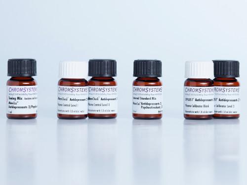 Parameter Set - Antidepressants 2/ Psychostimulants/EXTENDED - LC-MS/MS