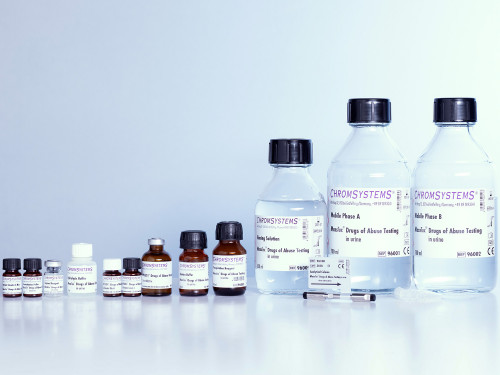 96000 Drugs of Abuse Testing in Urine – with Reaction Vials