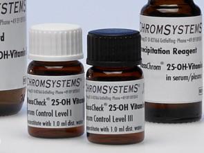MassCheck® 25-OH-Vitamin D3/D2 Serum Controls