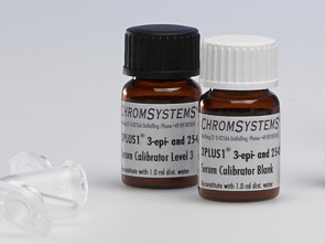 3PLUS1® Multilevel Serum Calibrator Set (including both epimeric forms)