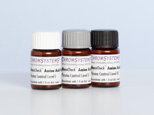 Antibiotics Plasma Controls 0182 0183 0184