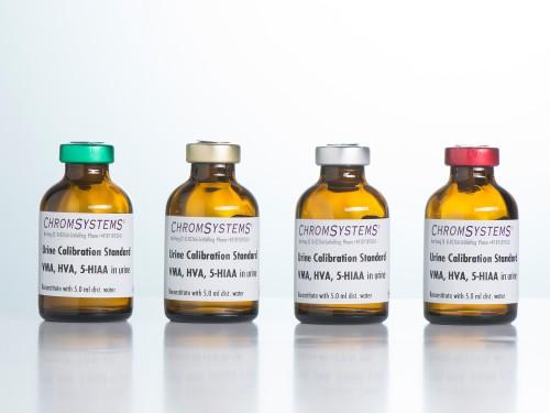 1009 HPLC VMA HVA 5-HIAA urine calibration standard