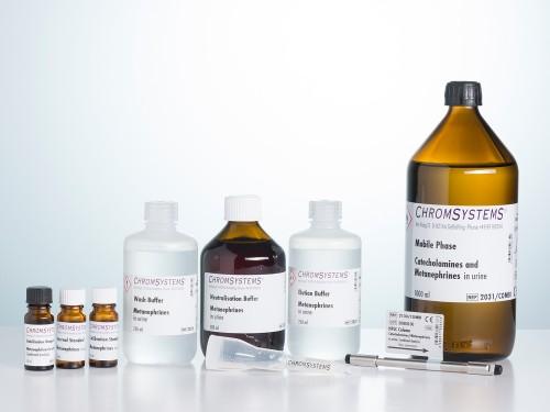 Metanephrines in Urine/Combined analysis - HPLC