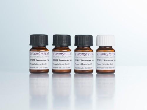 27029 HPLC 3PLUS1 Multilevel Plasma Calibrator Set Itraconazole PosaconazoleVoriconazole
