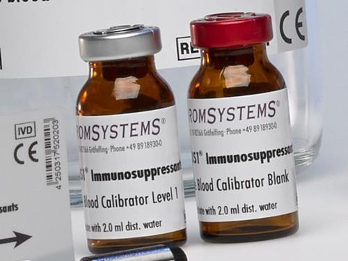 6PLUS1® Multilevel Whole Blood Calibrator Set Immunosuppressants
