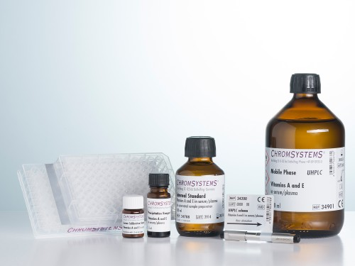 Automated Vitamins A and E in Serum/Plasma - UHPLC