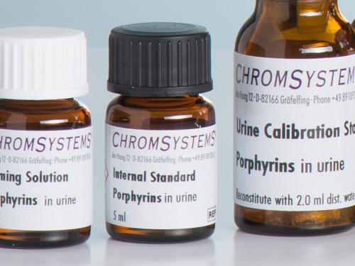 44004 HPLC internal standard porphyrins urine