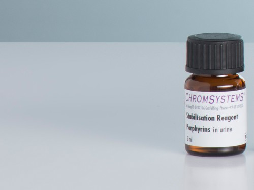 44005 HPLC stabilisation reagent porphyrins urine