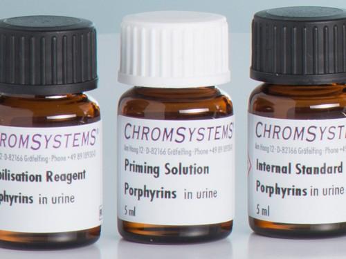 44006 HPLC priming solution porphyrins urine