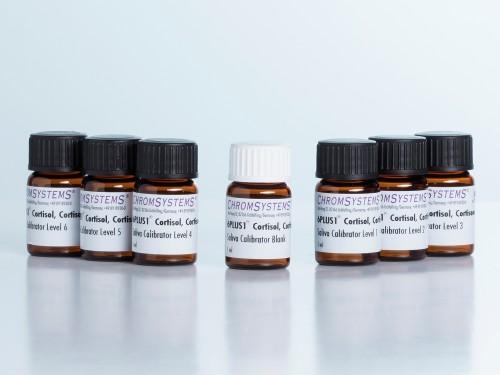 73039 LCMS multilevel calibrator cortisol cortisone saliva