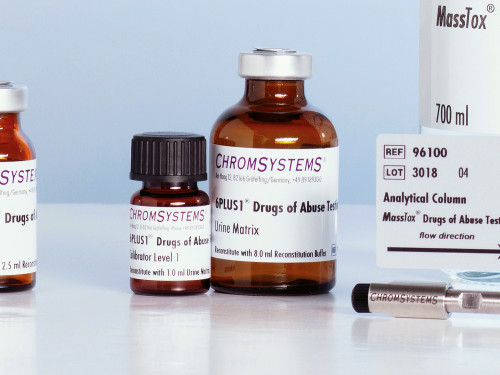 96040 6PLUS1 Multilevel Urine Calibrator Set for Drugs of Abuse Testing in Urine