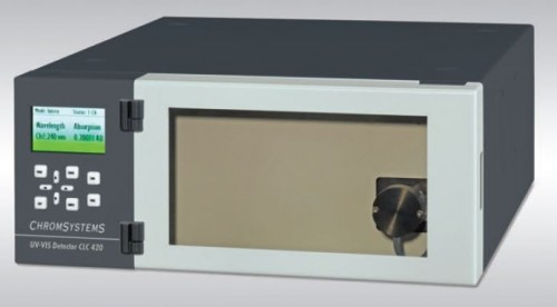 UV-VIS Detector Chromsystems CLC 420