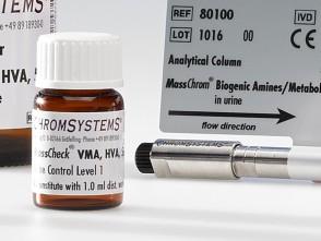 MassCheck® VMA, HVA, 5-HIAA Urine Controls