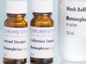 2023 HPLC urine calibration standards metanephrines